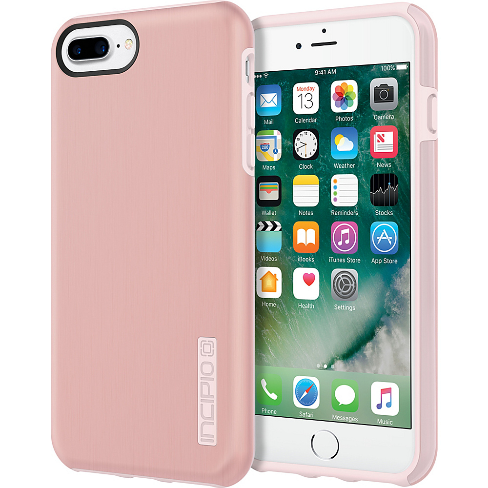 Incipio DualPro SHINE for iPhone 7 Plus Rose Gold/Pink - Incipio Electronic Cases - Technology, Electronic Cases
