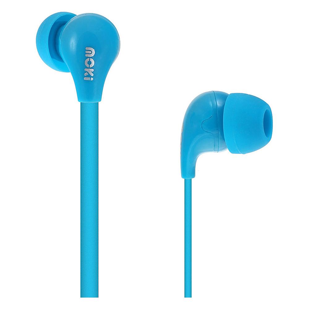 Moki 45 Comfort Buds Blue Moki Headphones Speakers