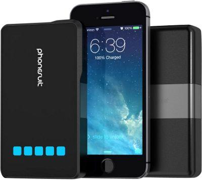 PhoneSuit Power Core Ultra Black - PhoneSuit Portable Batteries & Chargers