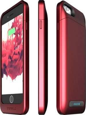 PhoneSuit Elite 6 Pro Battery Case for iPhone 6 Red - PhoneSuit Electronic Cases