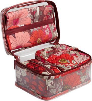 Vera Bradley Travel Cosmetic Set Modern Medley - Vera Bradley Travel Health & Beauty