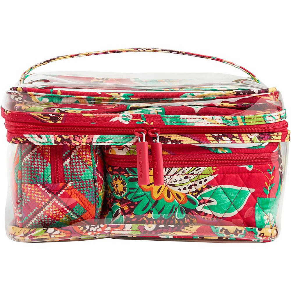 Vera Bradley Travel Cosmetic Set Rumba - Vera Bradley Womens SLG Other - Women's SLG, Women's SLG Other