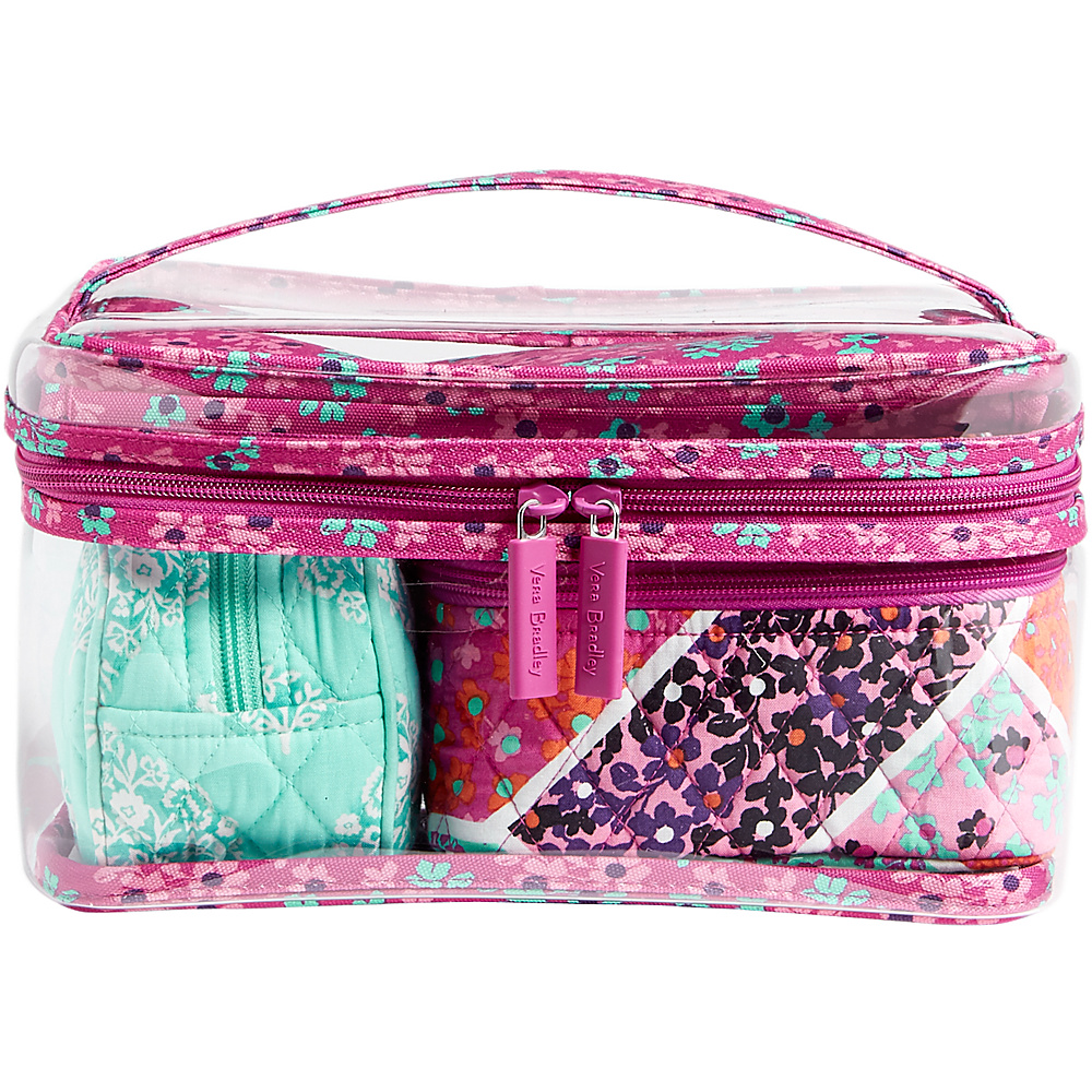 Vera Bradley Travel Cosmetic Set Modern Medley - Vera Bradley Womens SLG Other - Women's SLG, Women's SLG Other