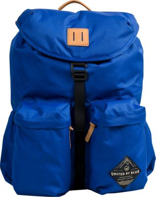 United by Blue 30L Base Backpack Blueprint - United by Blue Business & Laptop Backpacks