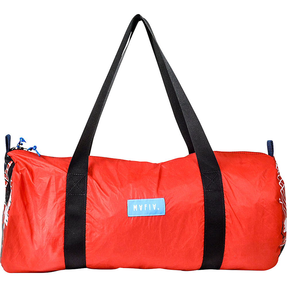 Mafia Bags Day Off Duffel Red Brick Mafia Bags Travel Duffels