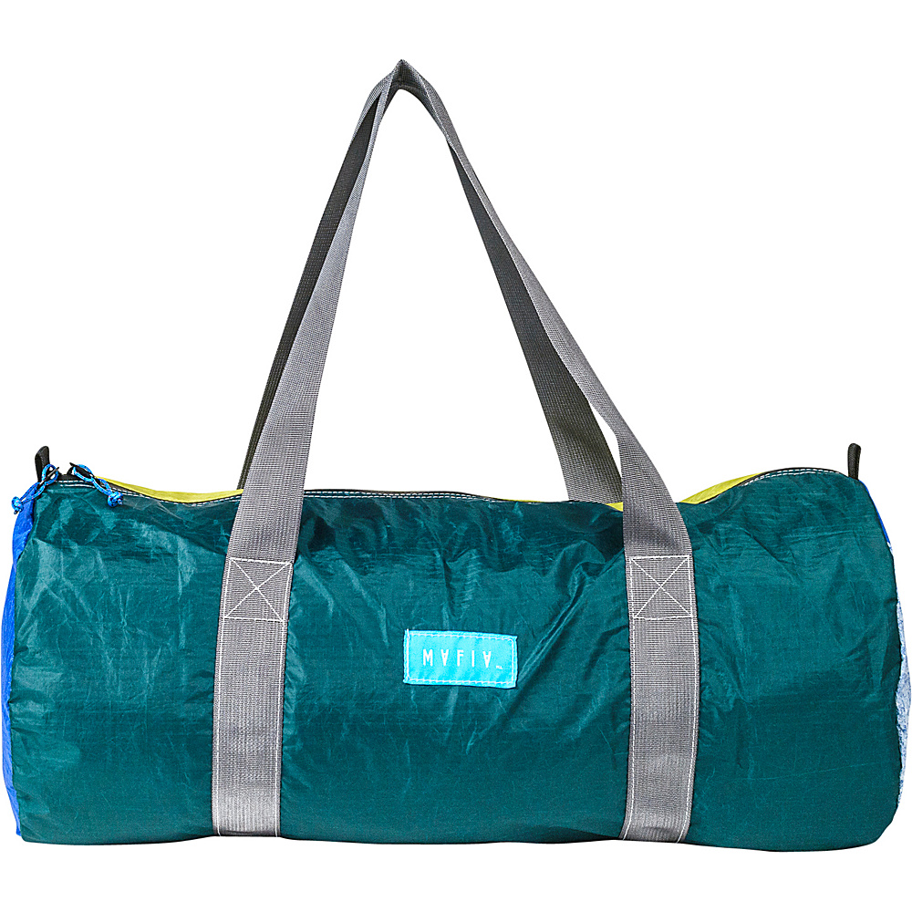 Mafia Bags Day Off Duffel Green River Mafia Bags Travel Duffels