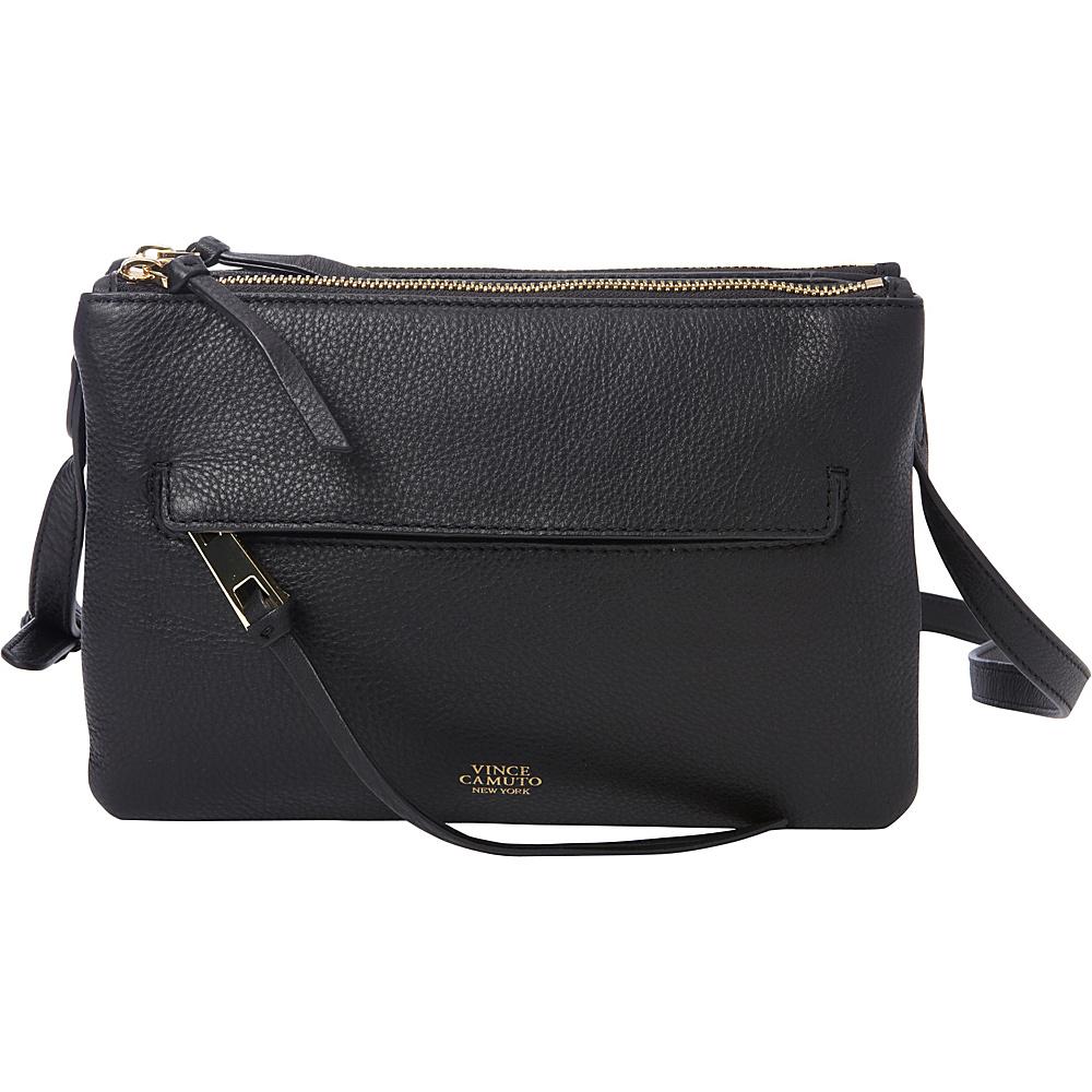 Vince Camuto Gally Crossbody Black Vince Camuto Designer Handbags
