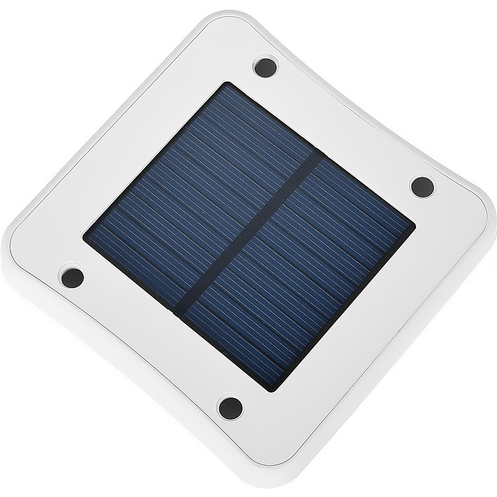 Koolulu Solar USB Window Charger White Koolulu Portable Batteries Chargers