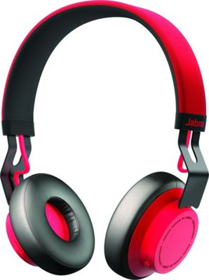 Jabra Move Wireless Headphones Red - Jabra Headphones & Speakers