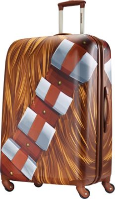 American Tourister Star Wars Spinner 28 Chewbacca - American Tourister Hardside Checked