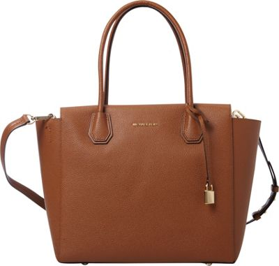 MICHAEL Michael Kors Mercer Large Satchel Luggage - MICHAEL Michael Kors Designer Handbags