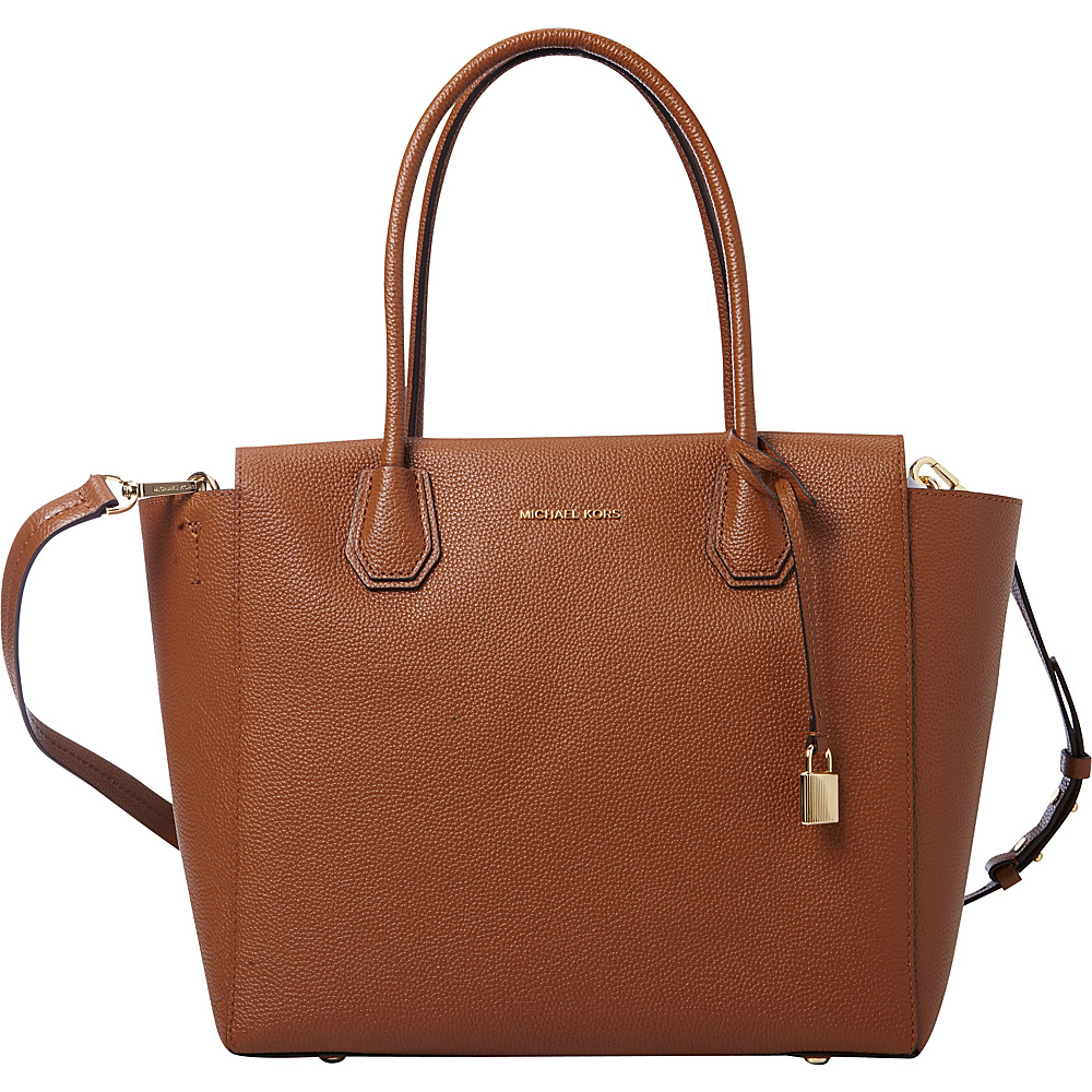 MICHAEL Michael Kors Mercer Large Satchel Luggage MICHAEL Michael Kors Designer Handbags