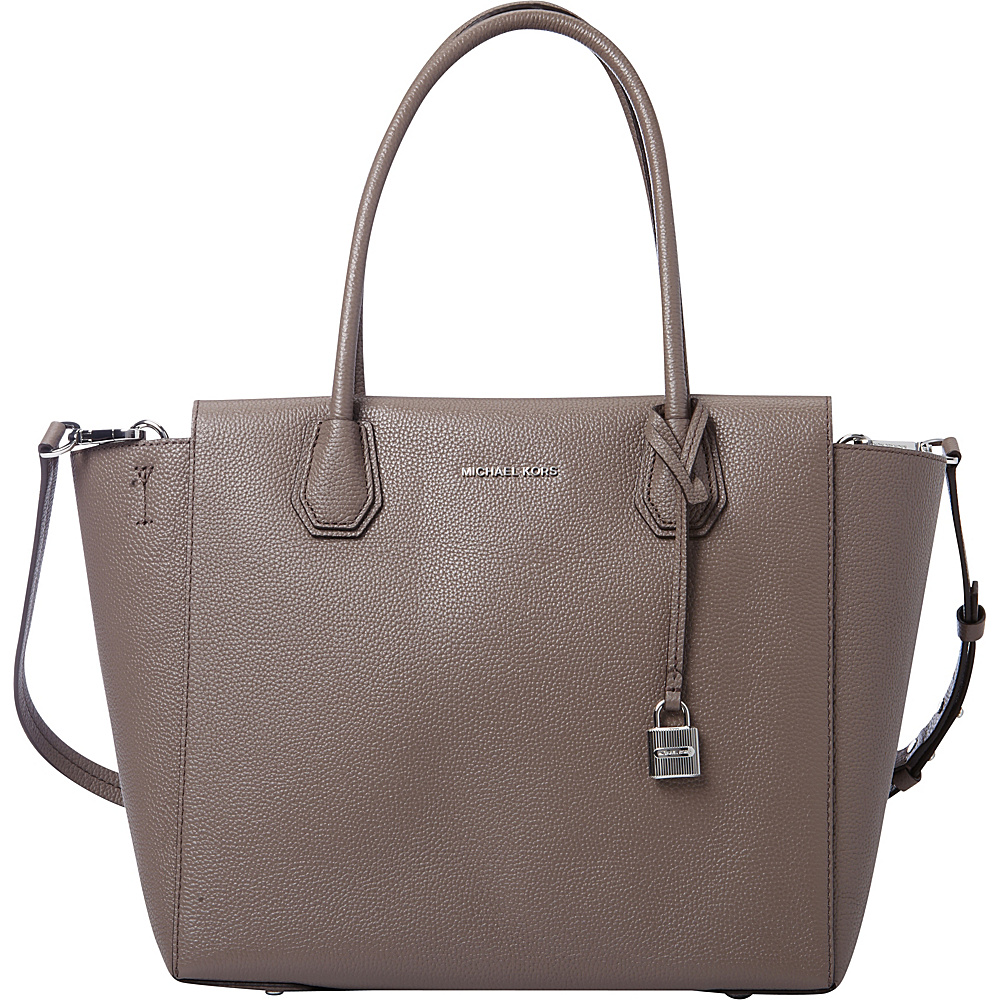 MICHAEL Michael Kors Mercer Large Satchel Cinder MICHAEL Michael Kors Designer Handbags