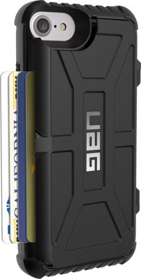 UAG UAG Trooper Card Case for iPhone 7 Black - UAG Electronic Cases