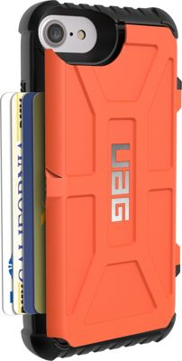 UAG Trooper Card Case for iPhone 7 Rust - UAG Electronic Cases