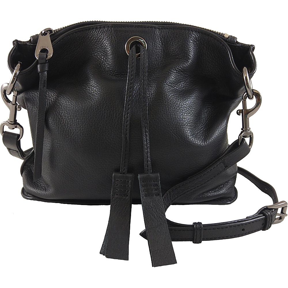 Joelle Hawkens by treesje Michele Small Bucket Crossbody Black Joelle Hawkens by treesje Designer Handbags