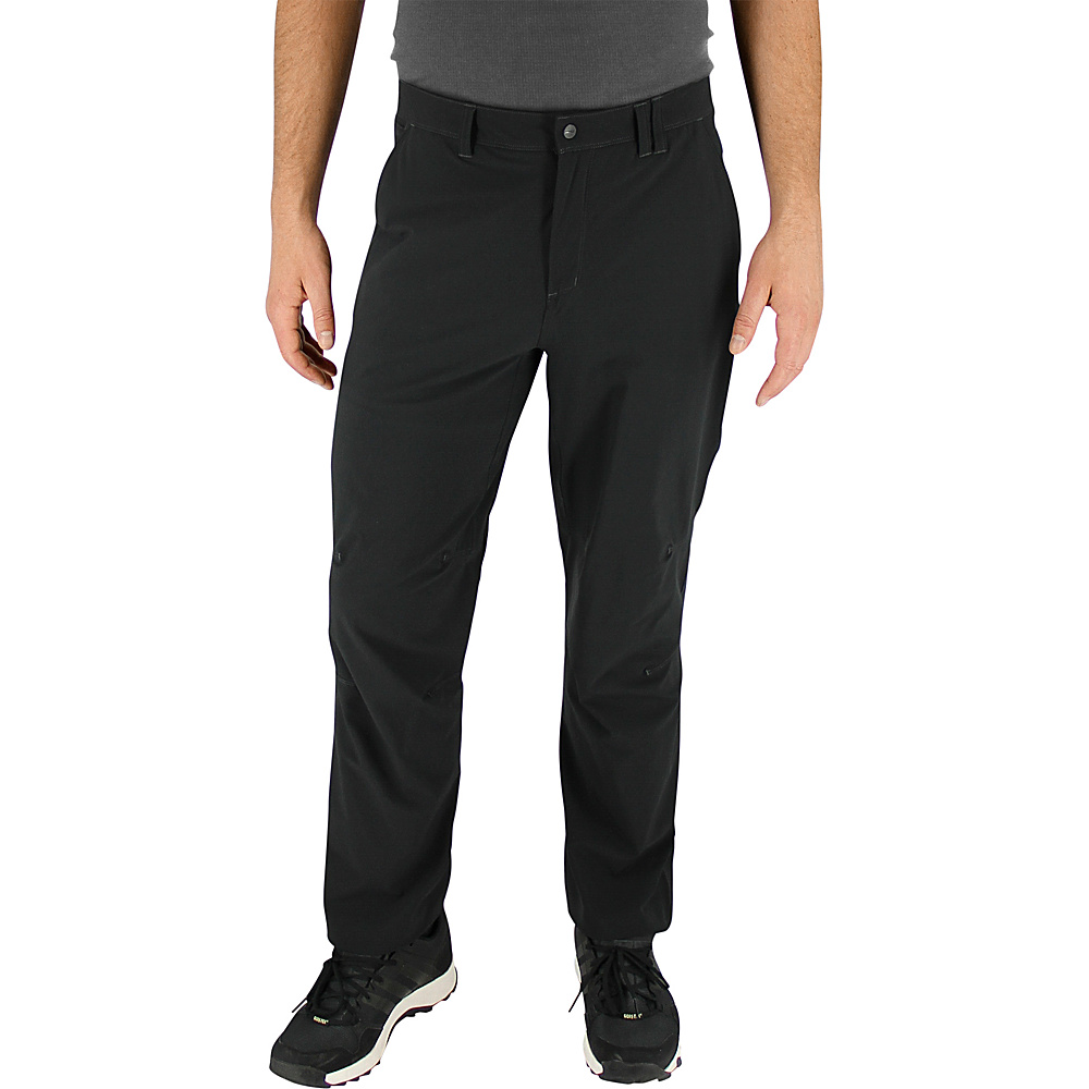 adidas apparel Mens Flex Hike Pant 30 Black adidas apparel Men s Apparel