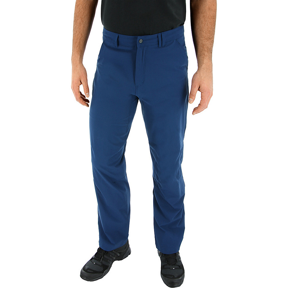 adidas outdoor Mens Flex Hike Pant 38 - Blue Night - adidas outdoor Mens Apparel - Apparel & Footwear, Men's Apparel