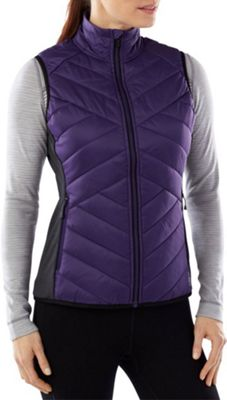 Smartwool Womens Corbet 120 Vest XS - Mountain Purple - Smartwool Women's Apparel