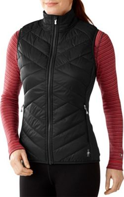 Smartwool Womens Corbet 120 Vest XL - Black - Smartwool Women's Apparel