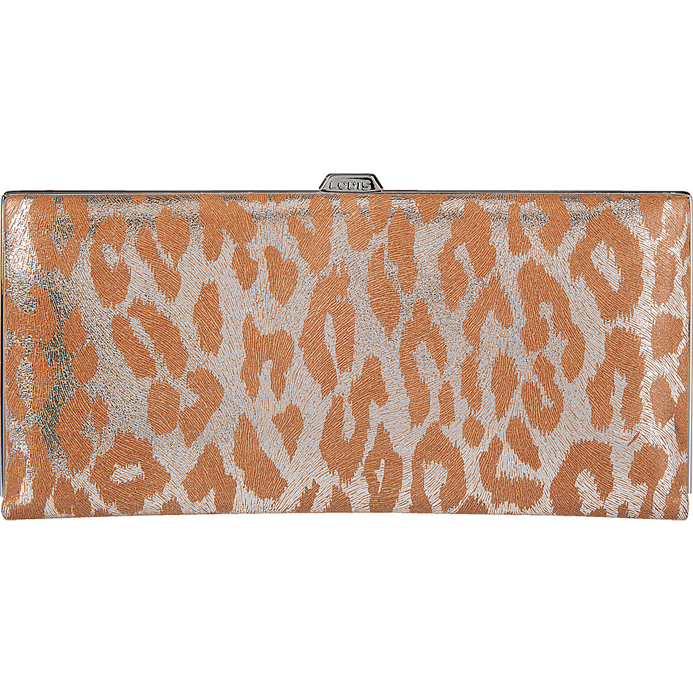 Lodis Sophia Safari Andra Clutch Wallet Silver - Lodis Womens Wallets - Women's SLG, Women's Wallets