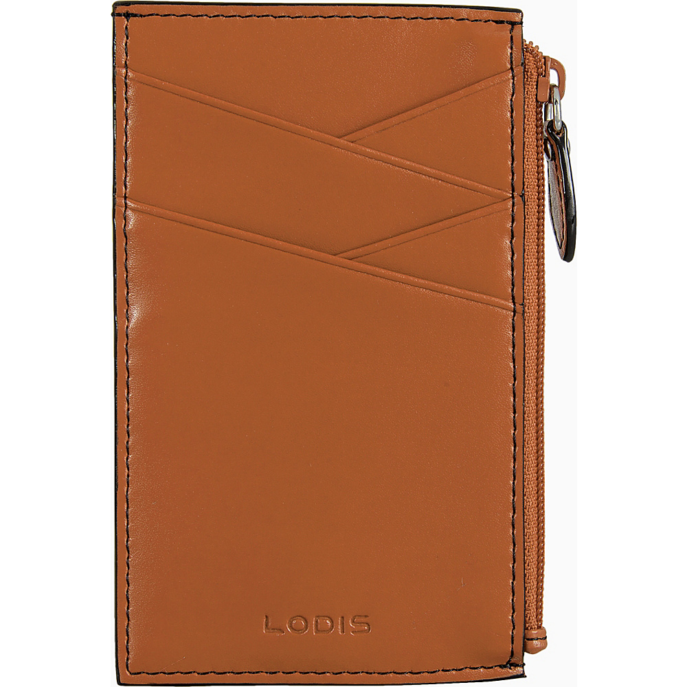 Lodis Audrey Ina RFID Card Case New Toffee - Lodis Womens Wallets - Women's SLG, Women's Wallets