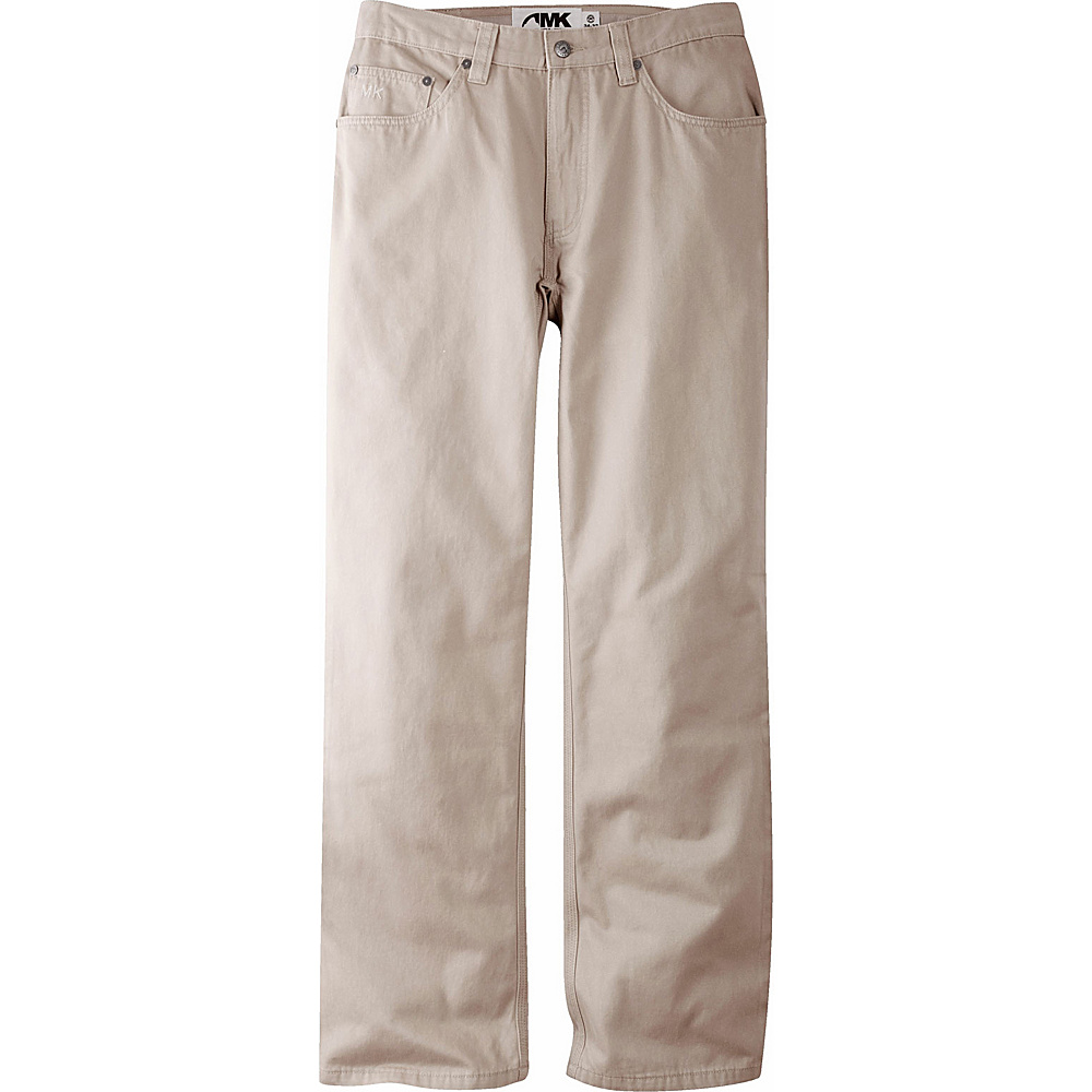 Mountain Khakis Canyon Twill Pant Classic Fit 38 - 34in - Freestone - Mountain Khakis Mens Apparel - Apparel & Footwear, Men's Apparel