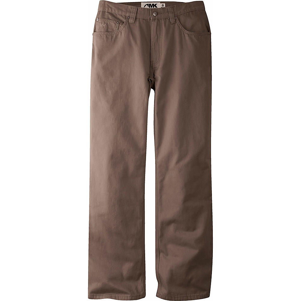 Mountain Khakis Canyon Twill Pant Classic Fit 33 - 32in - Terra - Mountain Khakis Mens Apparel - Apparel & Footwear, Men's Apparel