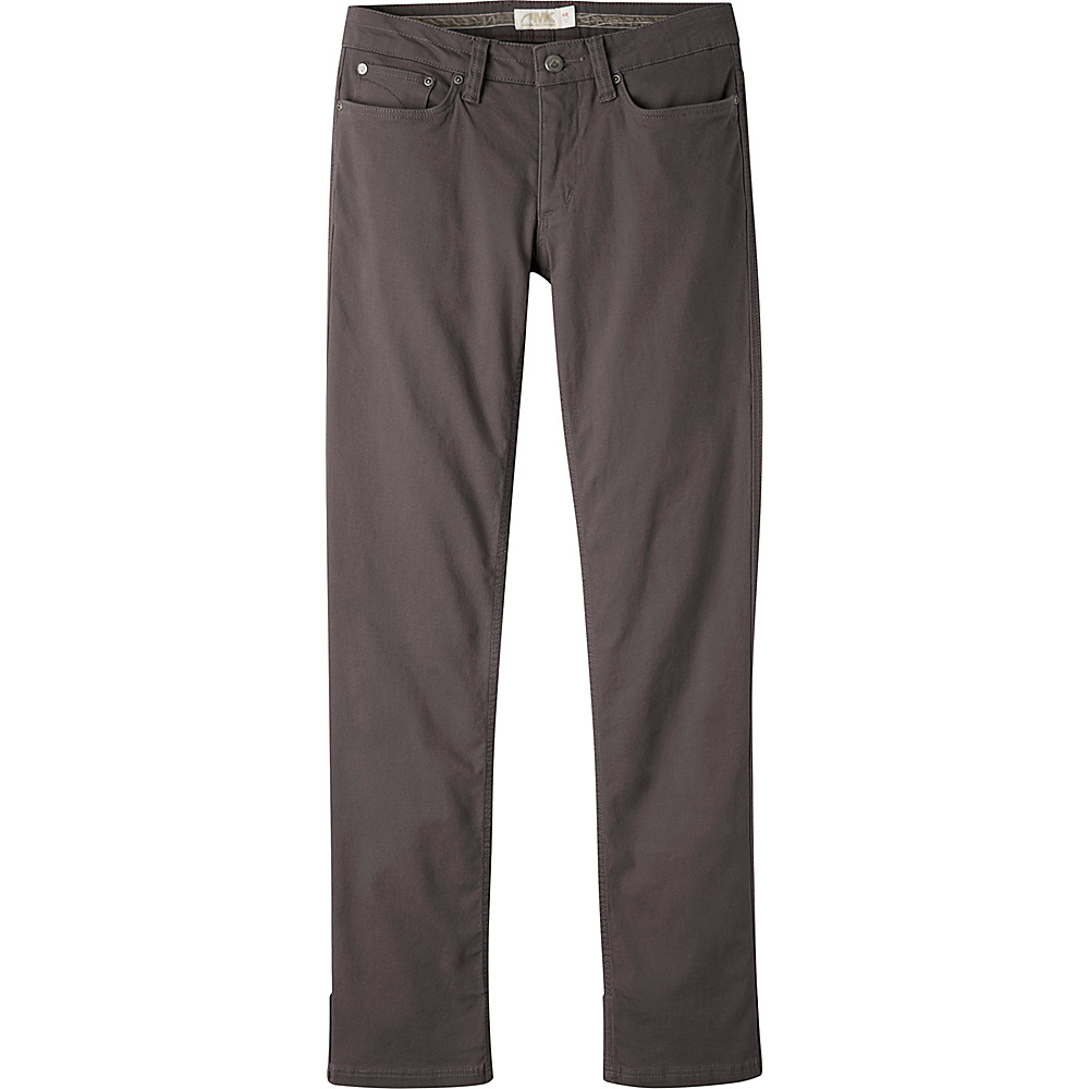 Mountain Khakis Camber 106 Pant Classic Fit 8 - Regular - Slate - Mountain Khakis Womens Apparel - Apparel & Footwear, Women's Apparel