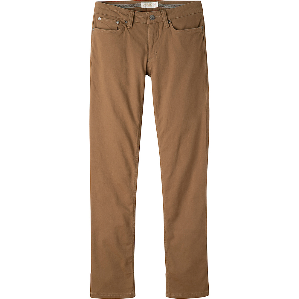 Mountain Khakis Camber 106 Pant Classic Fit 2 - Petite - Tobacco - Mountain Khakis Womens Apparel - Apparel & Footwear, Women's Apparel