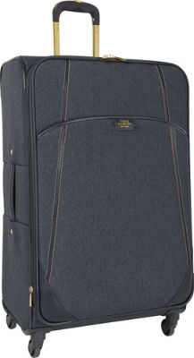 Vince Camuto Luggage Avrilly 29 inch Expandable Spinner Night shadow blue - Vince Camuto Luggage Softside Checked