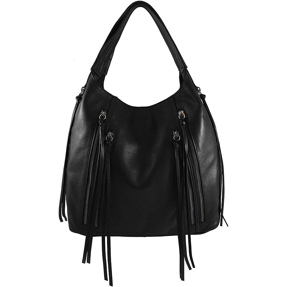 Joelle Hawkens by treesje Dayna Small Tote Black Joelle Hawkens by treesje Designer Handbags