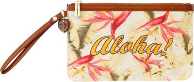 Tommy Bahama Handbags Boca Chica Beach Wristlet Aloha - Tommy Bahama Handbags Fabric Handbags