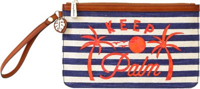 Tommy Bahama Handbags Boca Chica Beach Wristlet Keep Palm - Tommy Bahama Handbags Fabric Handbags