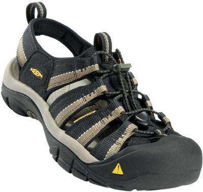KEEN Newport H2 Sandal 8 - Black / Stone Grey - KEEN Men's Footwear