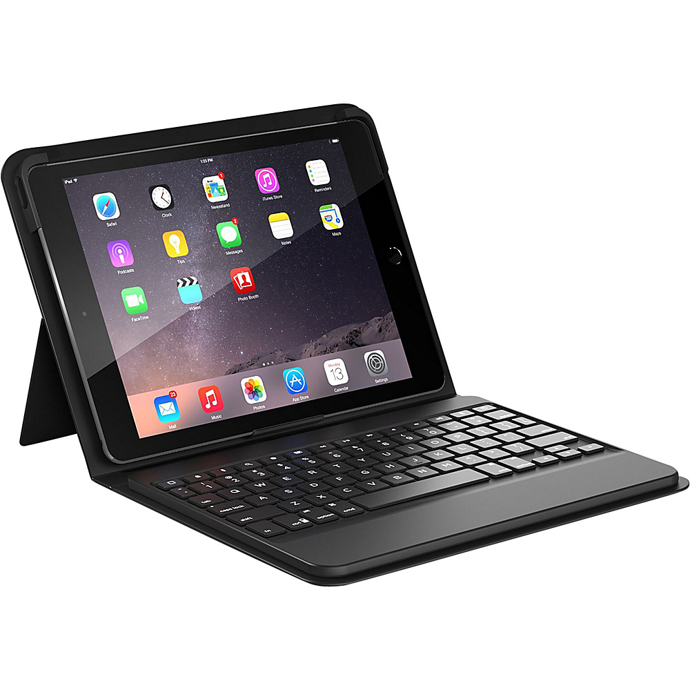 Zagg Messenger Folio Keyboard Case for iPad Pro 9.7 Black Zagg Electronic Cases