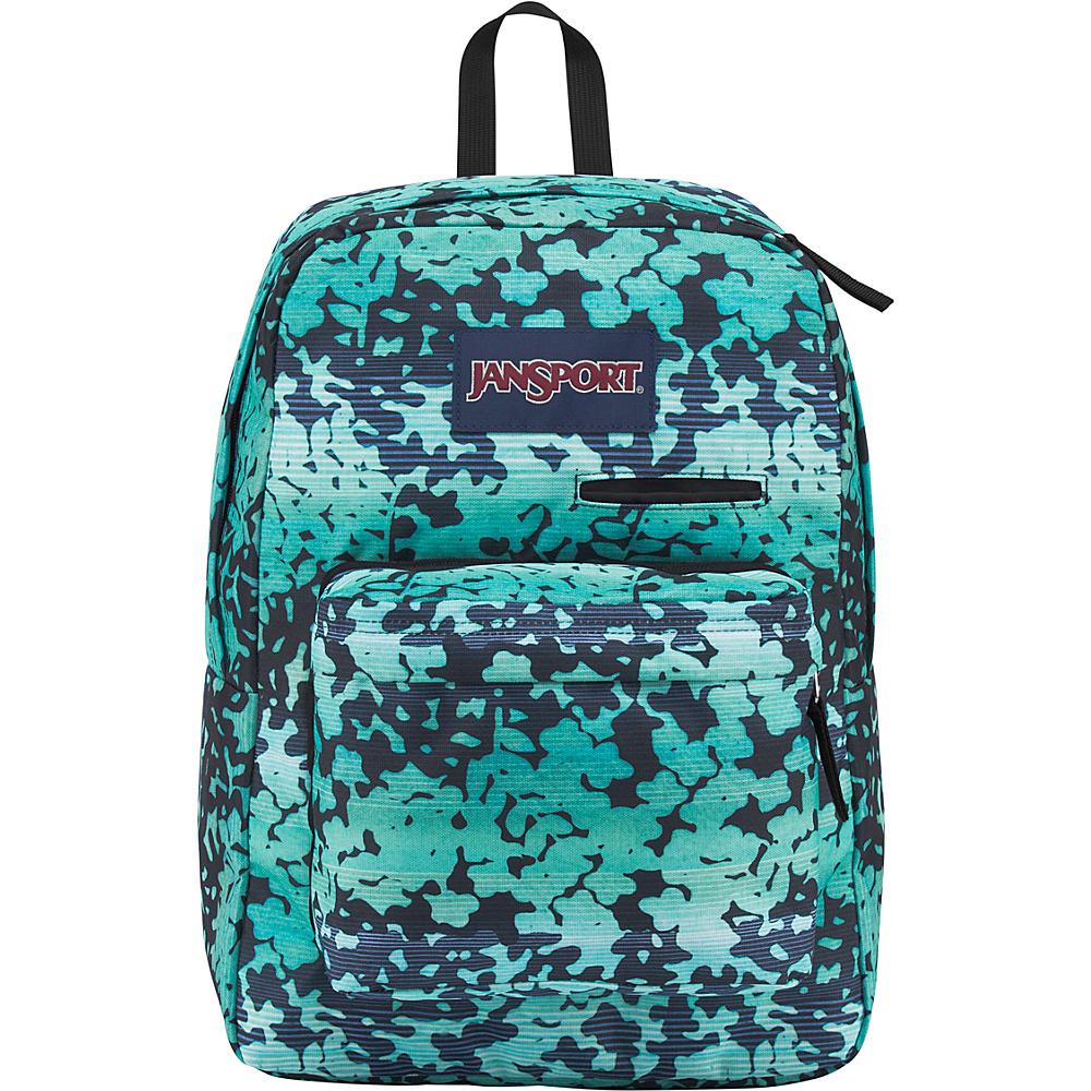 JanSport Digibreak Laptop Backpack- Sale Colors Floral Shadow - JanSport Business & Laptop Backpacks