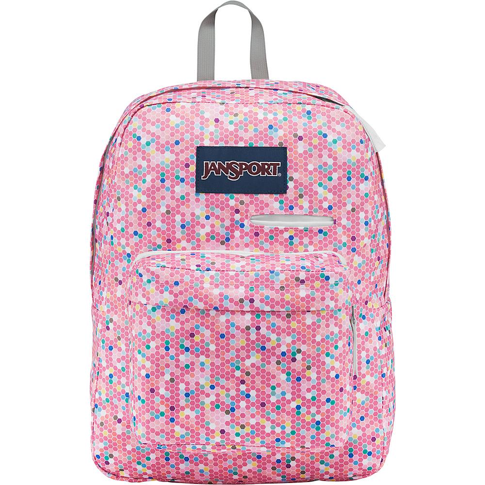 JanSport Digibreak Laptop Backpack- Sale Colors Confetti - JanSport Business & Laptop Backpacks