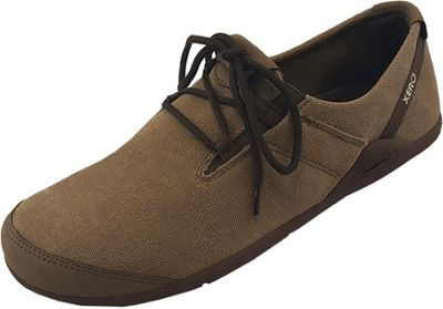 Image of Xero Shoes Ipari Hana Mens Casual Closed-Toe Shoe 9 - Brown / Black - Xero Shoes Men's Footwear