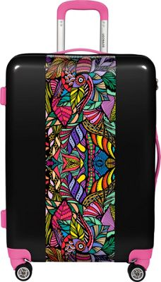 """Ugobags Jungle By Amy Ay! Art 31"""" Hardside Spinner White ..."""