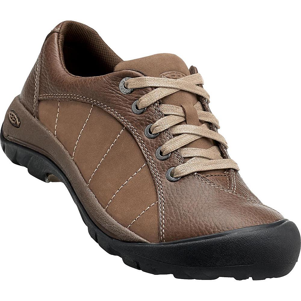 KEEN Womens Presidio Shoe 7 - Cascade / Shitake - KEEN Womens Footwear - Apparel & Footwear, Women's Footwear