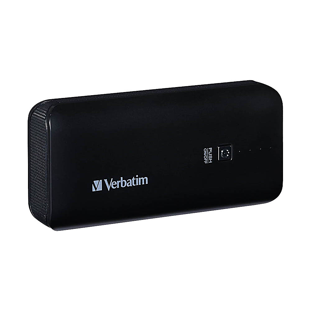Verbatim Portable Power Pack 4400mAh 99207 Black Verbatim Portable Batteries Chargers