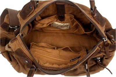 TSD Fiddle Bow Satchel Grey - TSD Fabric Handbags