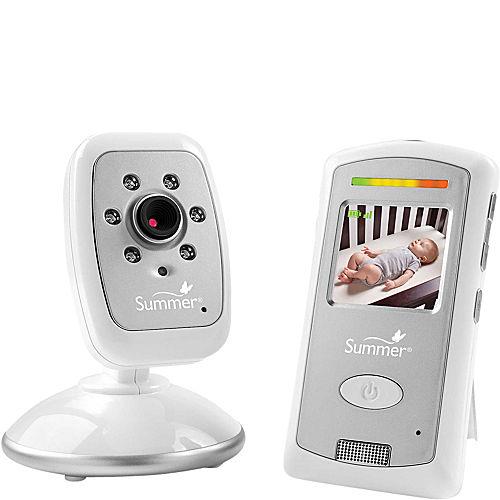 summer infant clear sight digital color video monitor. Black Bedroom Furniture Sets. Home Design Ideas