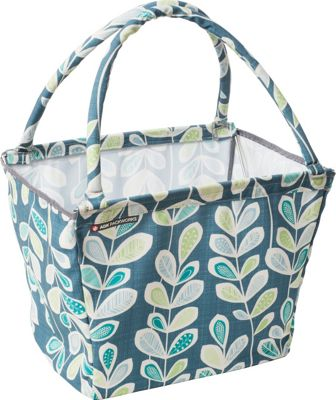 ADK Packworks Market Basket - Prints Botanical Vines - ADK Packworks All-Purpose Totes