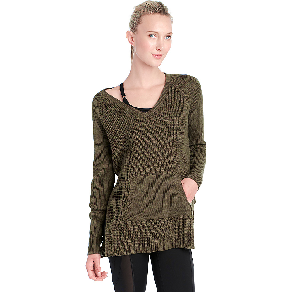 Lole Jaden Tunic XS - Khaki - Lole Womens Apparel - Apparel & Footwear, Women's Apparel