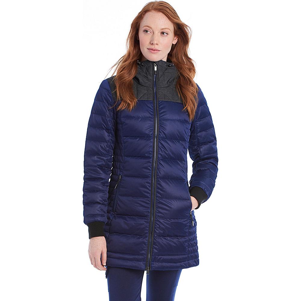 Lole Faith Jacket XS - Amalfi Blue Heather - Lole Womens Apparel - Apparel & Footwear, Women's Apparel