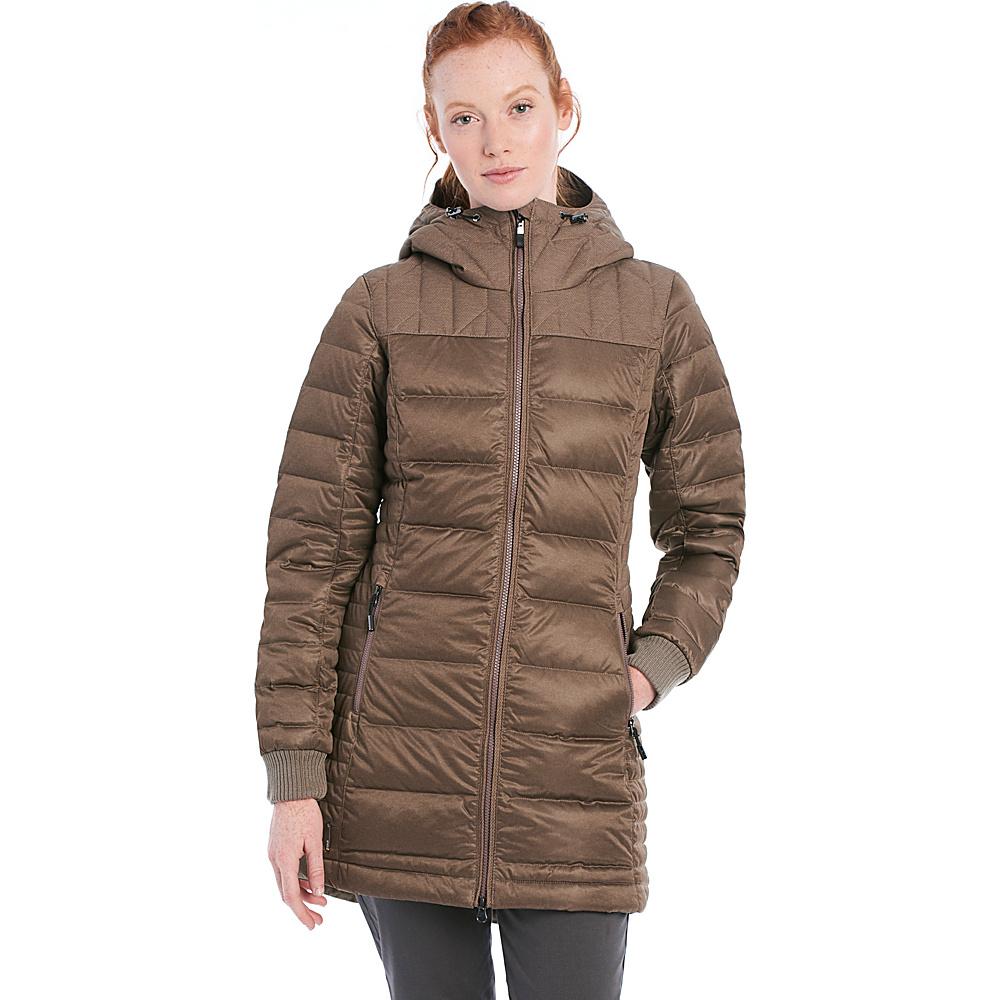 Lole Faith Jacket XS - Cinder Heather - Lole Womens Apparel - Apparel & Footwear, Women's Apparel