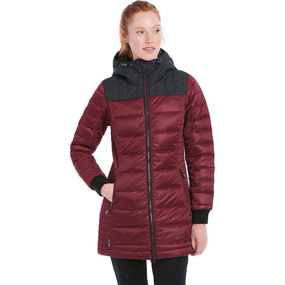 Lole Faith Jacket S - Red Sea Heather - Lole Womens Apparel - Apparel & Footwear, Women's Apparel