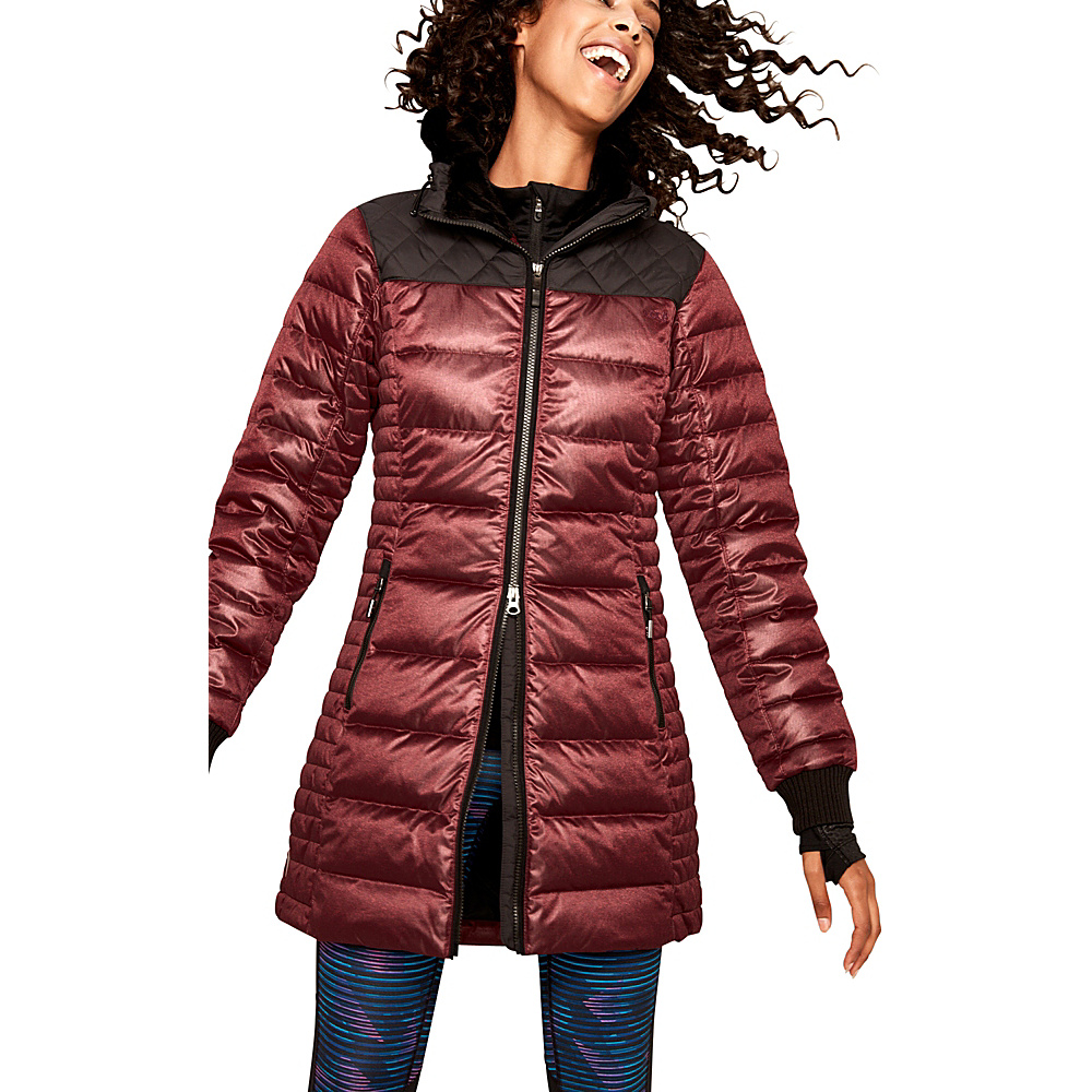 Lole Faith Jacket M - Red Sea - Lole Womens Apparel - Apparel & Footwear, Women's Apparel
